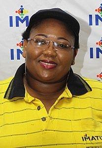 Ms Diile Medupe