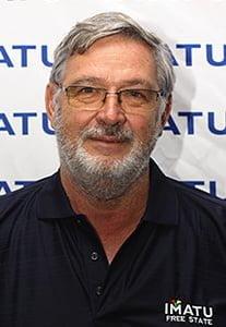 Mr Johan Venter