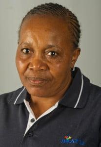 Ms Martha Tsoke