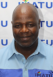 Mr  Mziwonke Sebezo