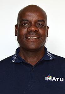 Mr Wilson Makhubela
